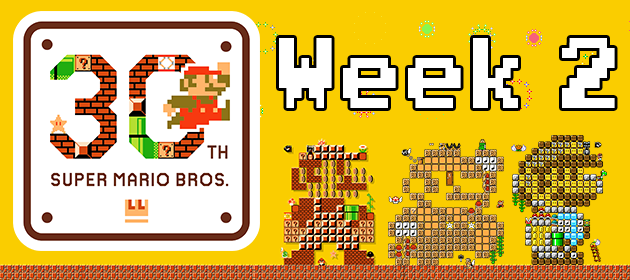 The Month of Mario: Week 2