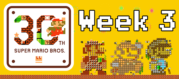 The Month of Mario: Week 3