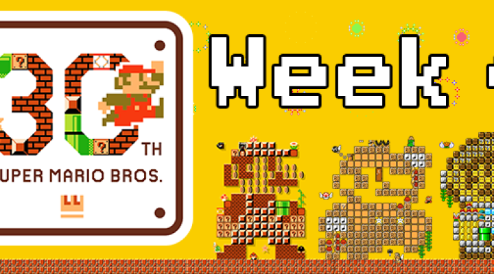 The Month of Mario: Week 4