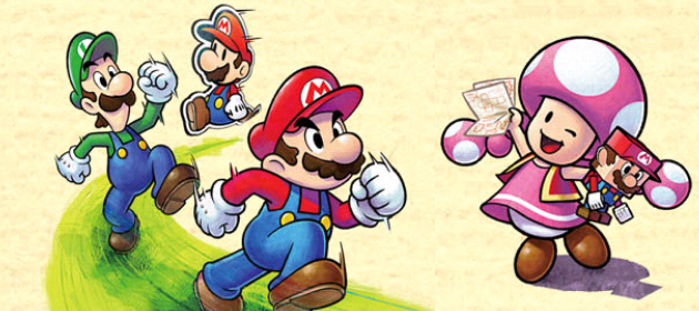New Scans for Mario & Luigi: Paper Jam Reveal New Details