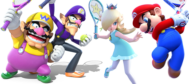 Tons of New Details on Mario Tennis: Ultra Smash, Rosalina Playable