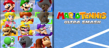 Mario Tennis: Ultra Smash Smashes In All Areas Except Japan!