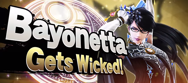 Bayonetta Gets Wicked in Super Smash Bros. for 3DS and Wii U