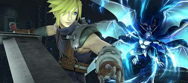 Cloud Set to Release Later Today in Super Smash Bros.