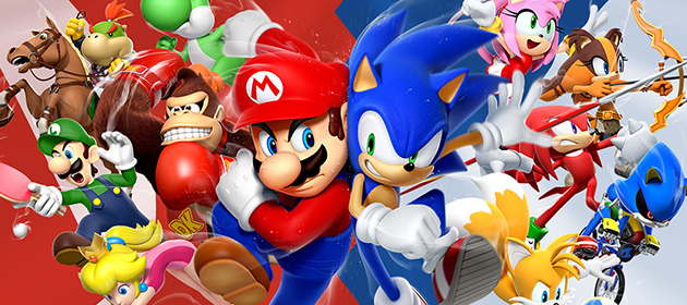 Mario & Sonic at the Rio 2016 Olympic Games (3DS) Released in PAL Regions