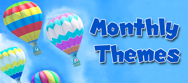 Introducing Monthly Themes to Mario Party Legacy