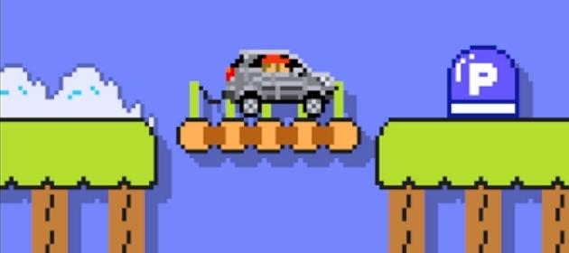 Mercedes-Benz Costume Announced for Super Mario Maker