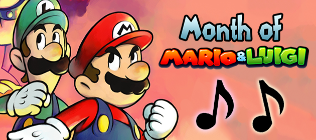 A Musical Journey Through the Mario & Luigi Series