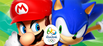 Latest Round of Mario & Sonic at the 2016 Olympic Games Footage