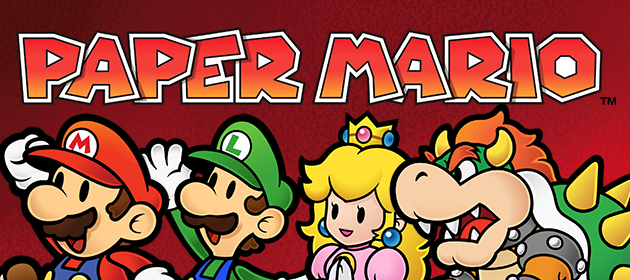 RUMOR: Paper Mario for the Wii U to be Announced This Year
