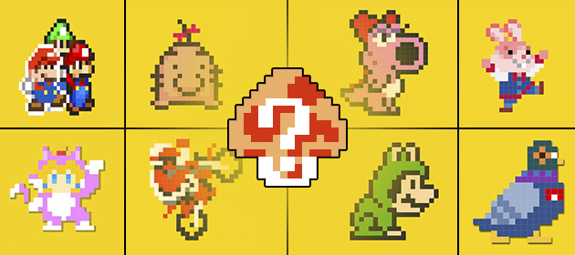 The Big Super Mario Maker Costume Update and DLC List