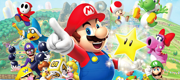 E3 2016: Mario Party: Star Rush ANNOUNCED for 3DS!