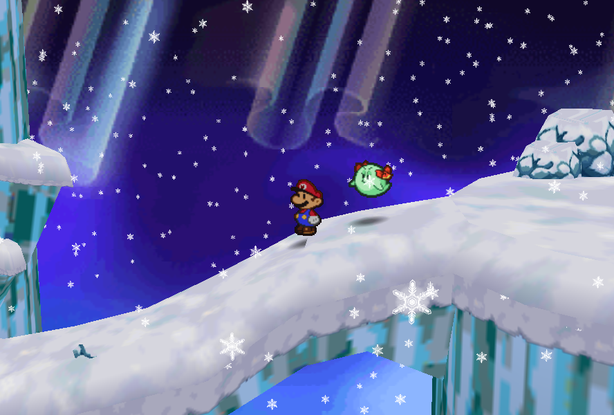 What Makes a Great Snow Level in a Mario Game? - Mario Party Legacy