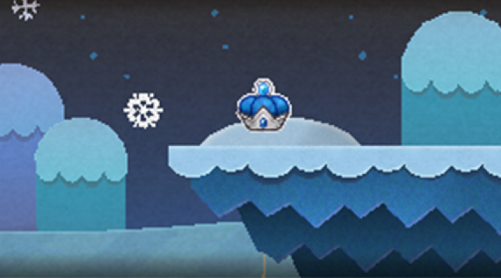 Making the Case for Paper Mario: Sticker Star's Icy World 4