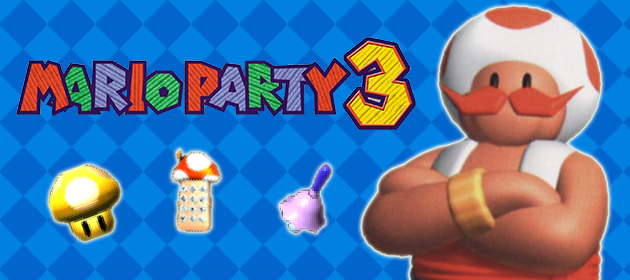 Top 5 Items from Mario Party 3