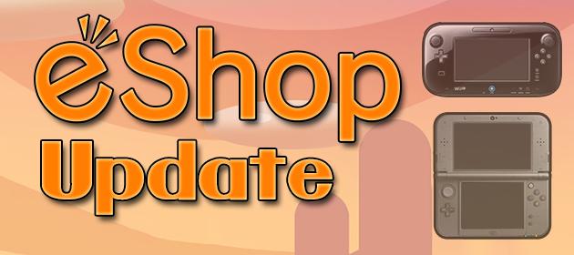 eShop Update: August 2016 Edition