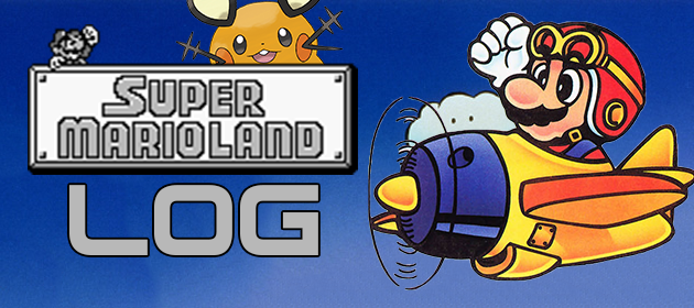 Super Mario Land Log #1- Super Monochrome GB