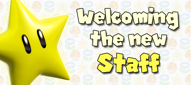 Welcoming Our New Mario Party Legacy Staff!