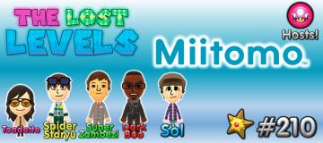 The Lost Levels: Episode 210 – Miitomo