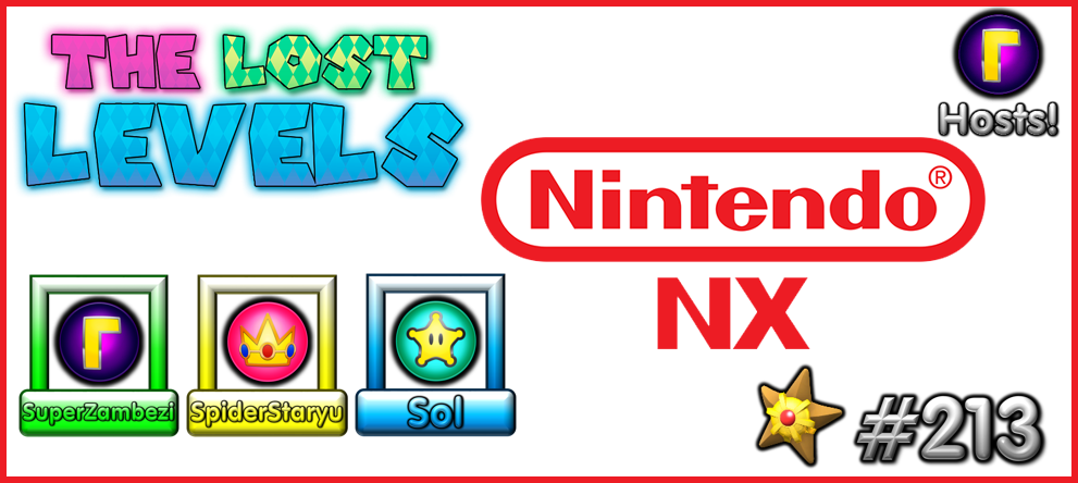 The Lost Levels: Episode 213 – Nintendo NX