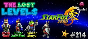 The Lost Levels: Episode 214 – Star Fox Zero