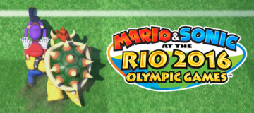 Mario & Sonic at the Rio 2016 Olympic Games (Wii U) Now Available Worldwide