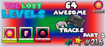 The Lost Levels: Episode 216 – 64 AWESOME Nintendo 64 Tracks! (Part 1)