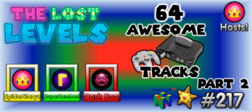 The Lost Levels: Episode 217 – 64 AWESOME Nintendo 64 Tracks (Part 2)
