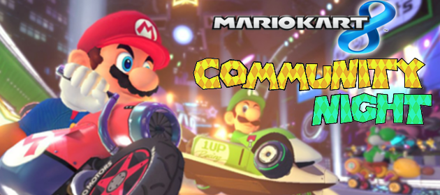 MPL Community Night – Mario Kart 8