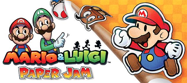 Mario & Luigi: Paper Jam – Review