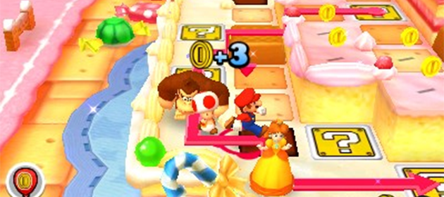 E3 2016: Mario Party: Star Rush Trailer Released