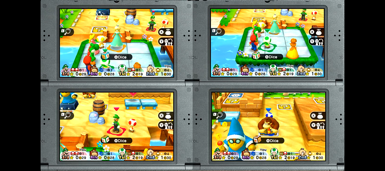 Mario Party: Star Rush – Treehouse Footage Analysis