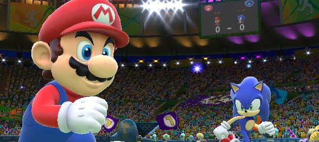 New Screens for Mario & Sonic at the Rio 2016 Olympic Games