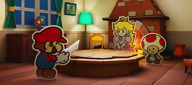 E3 2016: Over 40 Minutes of Paper Mario: Color Splash, New Trailer
