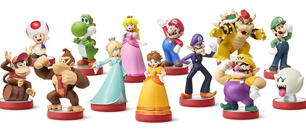 E3 2016: New SUPER MARIO Amiibo Coming November 4th