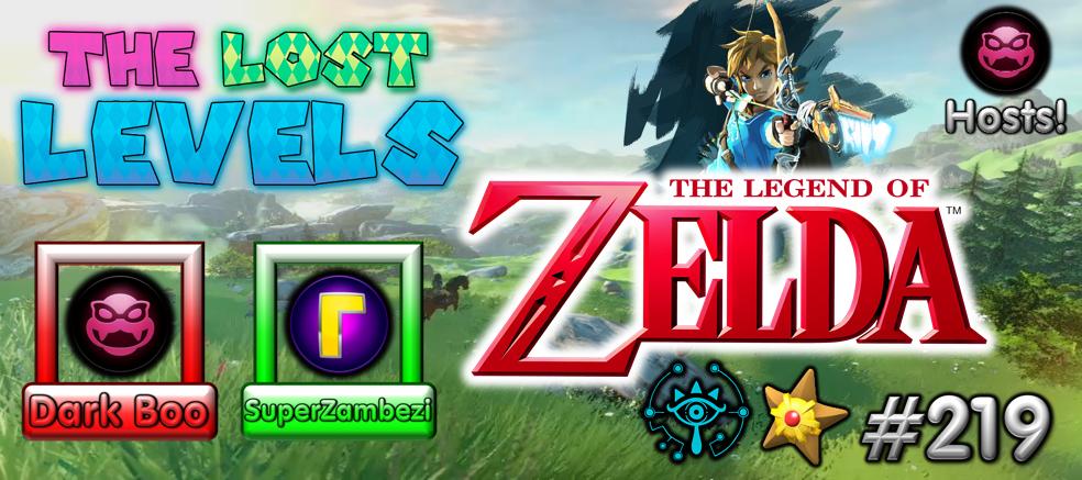 Episode 219 – Legend of Zelda: Wii U/NX – Hopes & Predictions