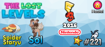 The Lost Levels: Episode 221 – E3 2016 Nintendo