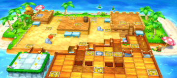 New Info on Boards in Mario Party: Star Rush