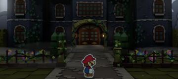 New Footage of Paper Mario: Color Splash Released