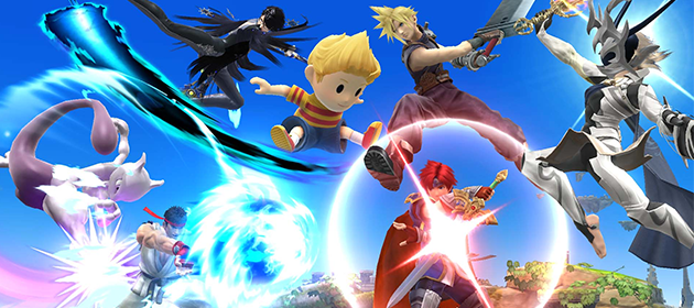 What Did You Think of the Super Smash Bros. DLC?