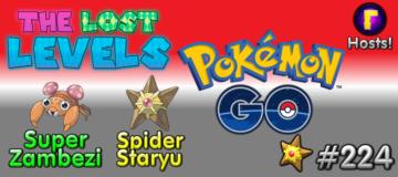 The Lost Levels: Episode 224 – Pokemon Go