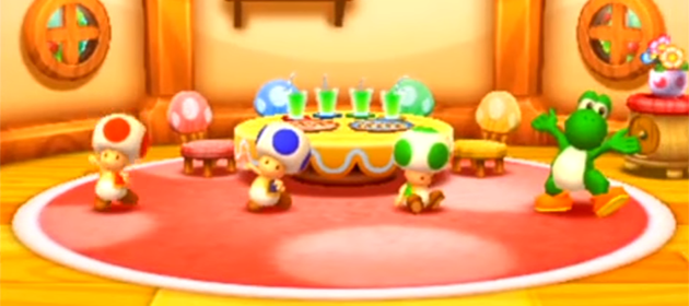 Other Modes for Mario Party: Star Rush Revealed