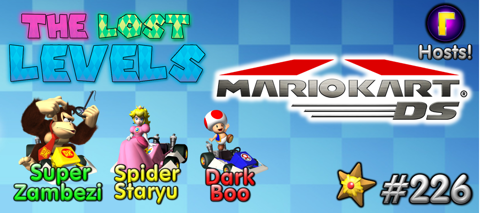 The Lost Levels: Episode 226 – Mario Kart DS