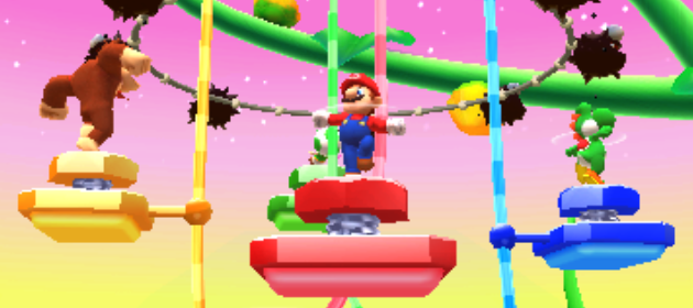 10 New Screenshots of Mario Party: Star Rush