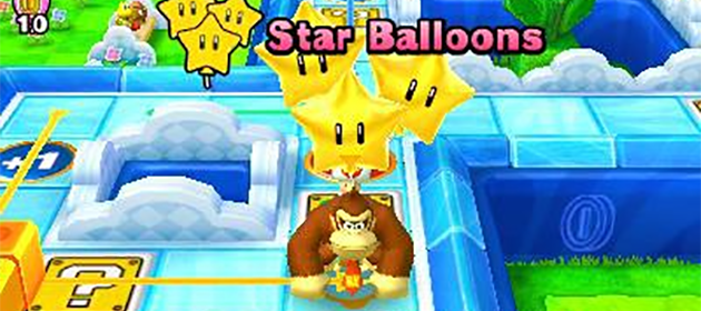 Bowser Jr. a Boss, New Balloon Bash Images for Mario Party: Star Rush