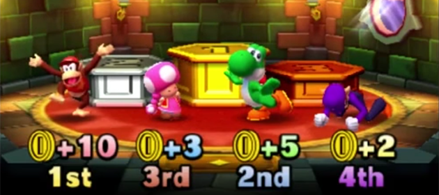 Tons of New Footage for Mario Party: Star Rush