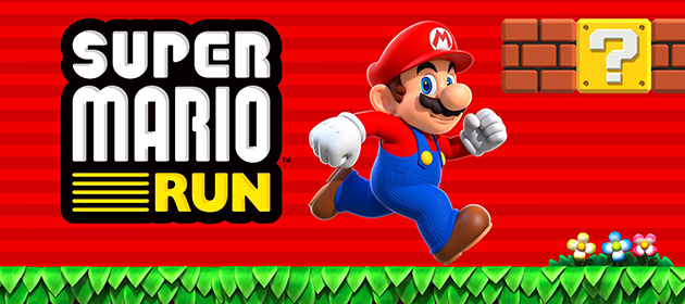Super Mario Run for Mobile Announced