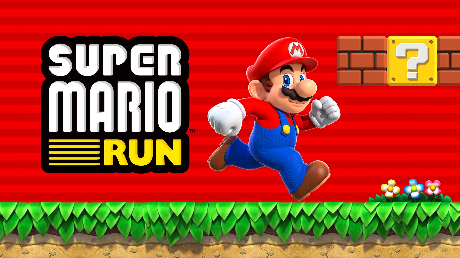 Super Mario Run Released Worldwide!