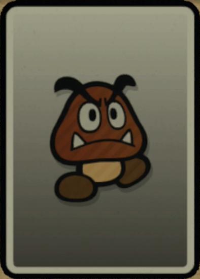 List Of Enemy Cards In Paper Mario Color Splash Mario Party Legacy