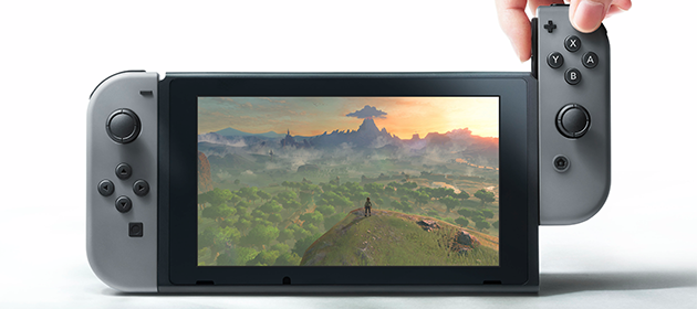 Say Hello to the Nintendo Switch